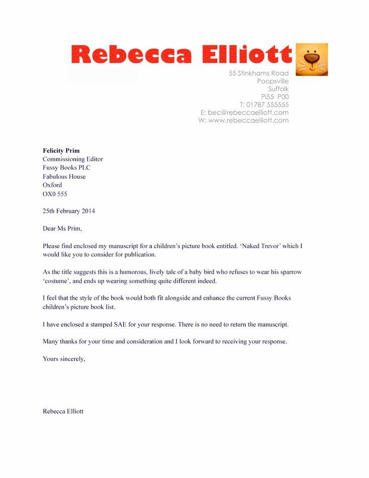 cover letter idea