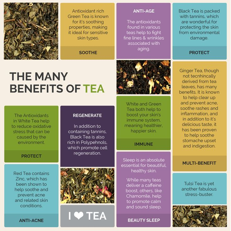 Tea is a wonderful thing. Whether it's herbal, white
