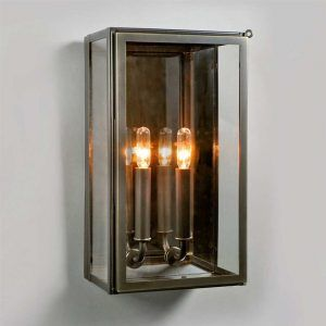Electric Lantern Wall Sconce