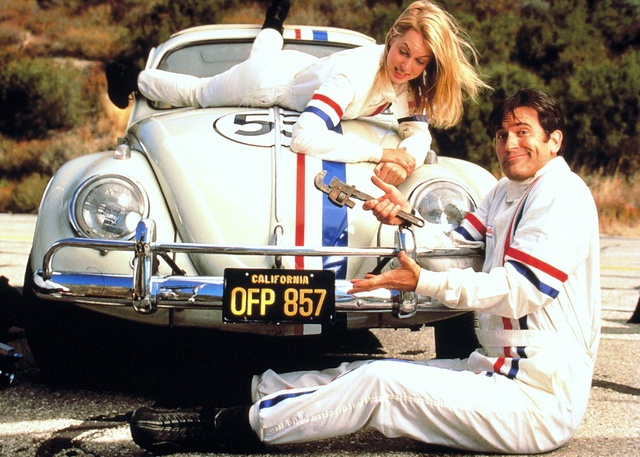 The Love Bug 1997 Bruce Campbell, Alexandra Wentworth