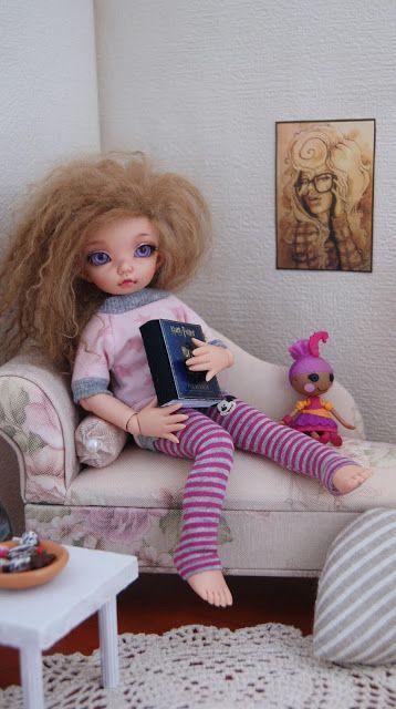 Coco Dolls: Leniwe popołudnie...