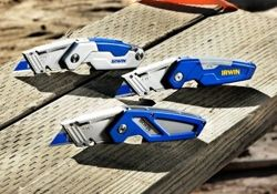IRWIN Introduces New Series of Folding Utility Knives.