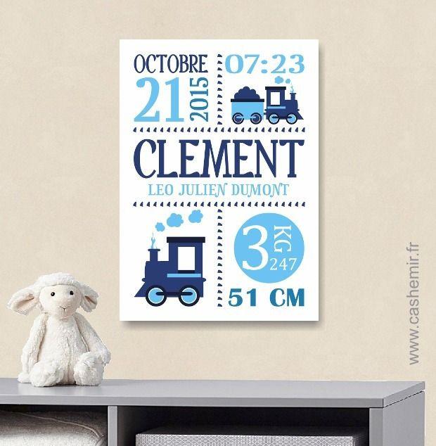 Cadeau de naissance bébé, stats de naissance, décoration chambre enfant garçon fille - Fichier Imprimable - n°65 : Chambre d'enfant, de bébé par cashemir