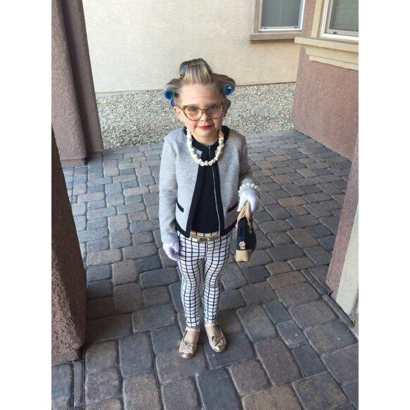Senior Citizen Halloween Costumes