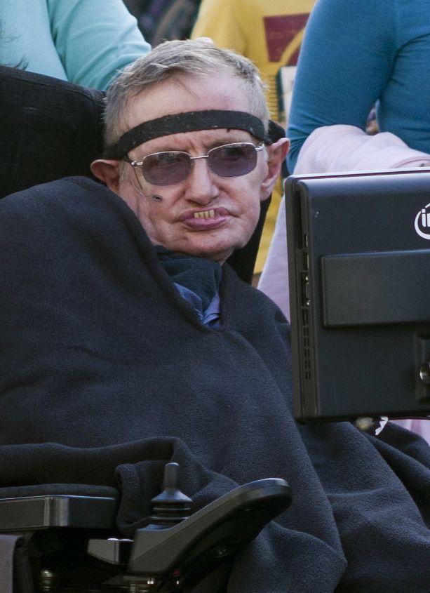 Stephen Hawking Stephen Hawking Biography Physicist