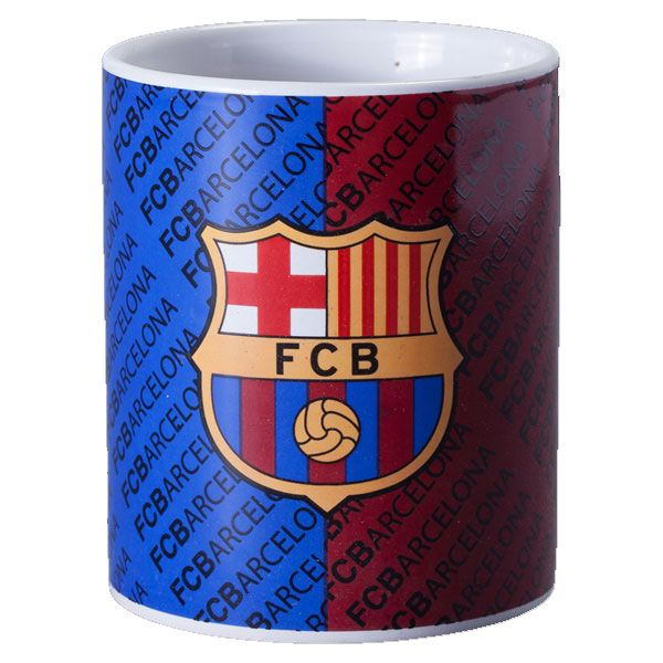 FCバルセロナのマグカップ