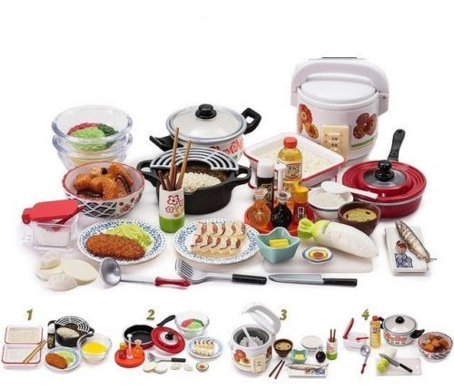 Re Ment Kitchen Set: 29 Best Re-ment Minis I Lust After Images On Pinterest