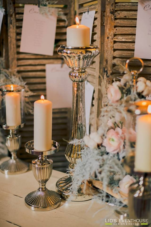winter wedding decor. LID'S EVENTHOUSE