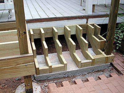 Best Readington Deck Addition Composite Decking Deck Stairs 400 x 300