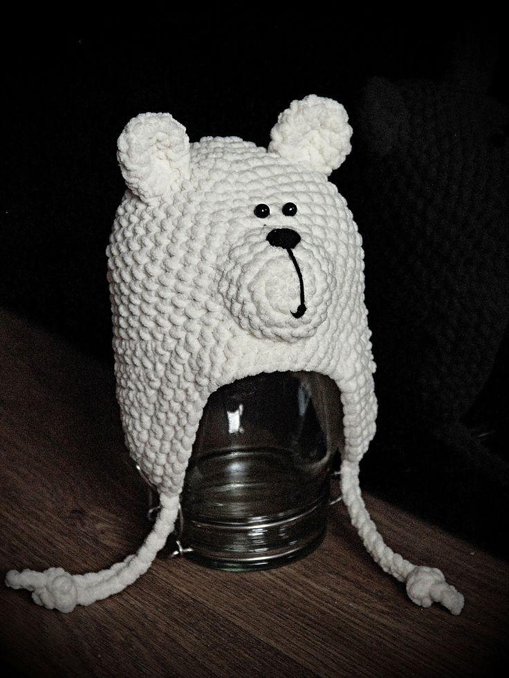 baby crochet hat