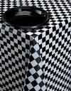 Race Party Supplies Printed Plastic Tablecover