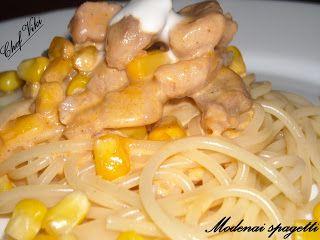 Házias konyha: Modenai spagetti