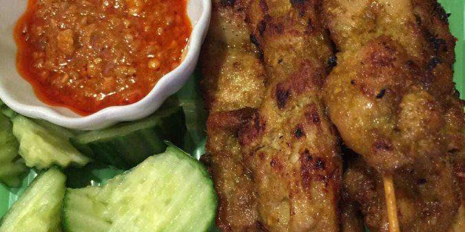 Banana leaf 3330 32 St ne Spicy Malaysian food