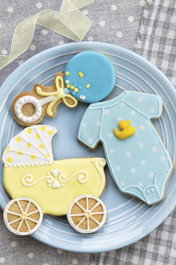 10 Ideas De Galletitas Para Baby Shower Cookies And Cake