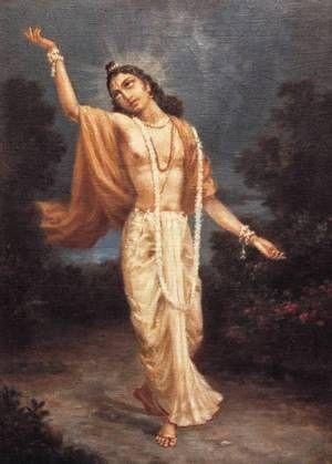 Sri Chaitanya Mahaprabhu 1486-1534