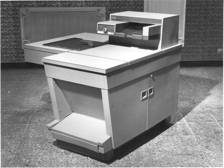 70s Xerox Machine--- History Is Important!!