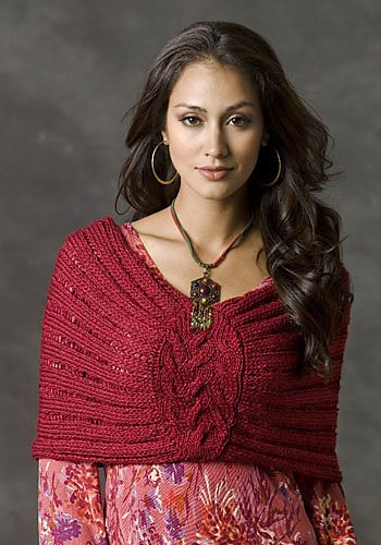 Free Pattern: Kansas City Cowl by Kim Guzman. Pretty pattern to knit longer for infinity type scarf.