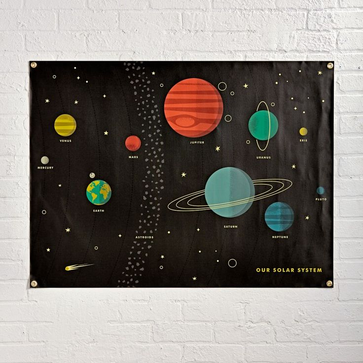artists concept our solar system solar system - 736×736