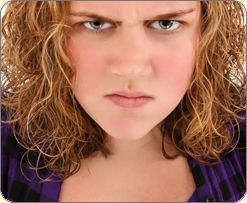 "Angry Child Outbursts: The 10 Rules of Dealing with an Angry Child by Carole Banks  ""Number 1 Rule: Don't yell or challenge your child when he's angry. Many times parents deal with angry outbursts by challenging their kids and yelling back. But this will just increase your feeling of being out of control. The best thing you can do is remain calm in a crisis."""