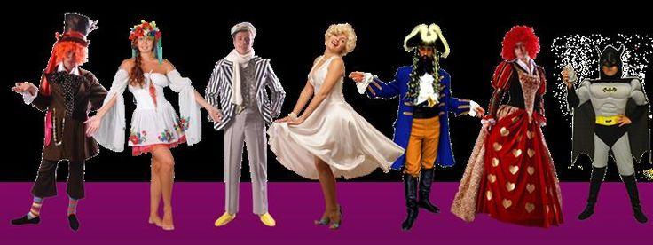 Карнавальные костюмы для взрослых киногерои