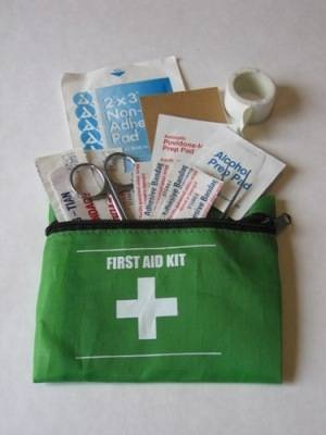 First Aid Kit Tour - what you need and what it's used for