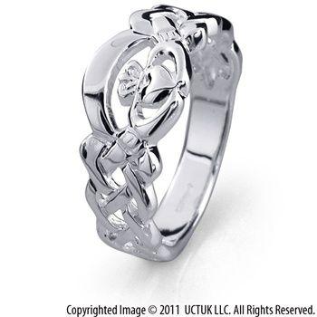 Claddagh Ring, wie man es trägt