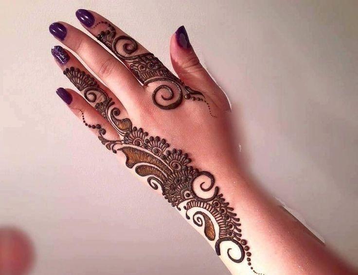 Mehndi Designs For Hands New Updates : Best mehndi images latest designs