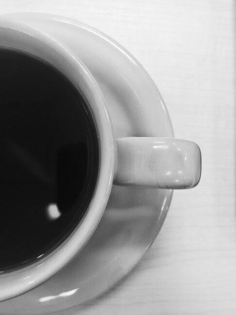 Half a cup