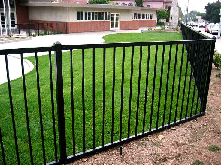 Best 20 Steel Fence Ideas On Pinterest Metal Fence