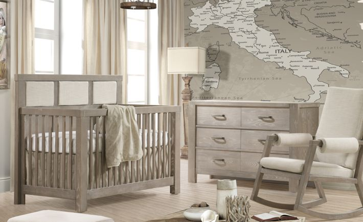 Natart Rustico Nursery Furniture