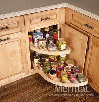Kitchen Cabinet Accessories Blind Corner 394 best home - cabinets & built ins images on pinterest   kitchen