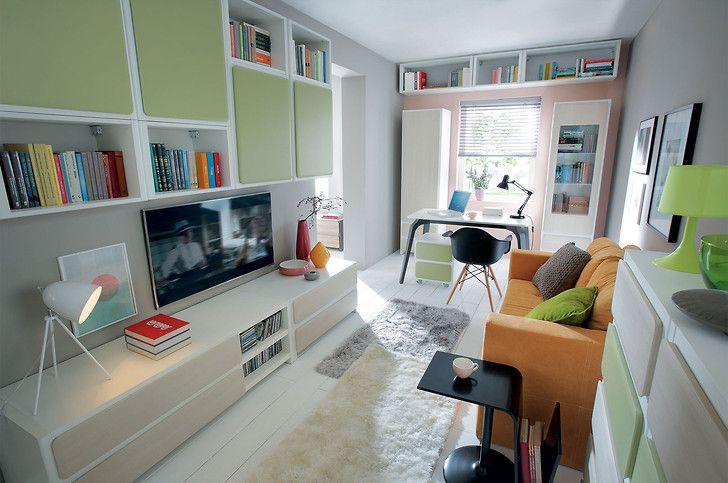 Possi #room #children #inspiration #idea #decoration #meble #furniture #student