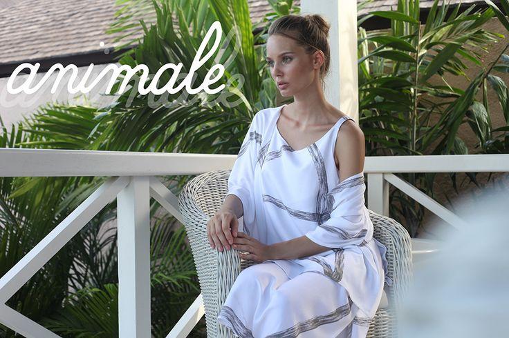 Summer Cellections 2014 - Women Dress White