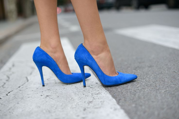 Zapatos de salón stilettos Berta ante azulón Mas34 www.mas34shop.com
