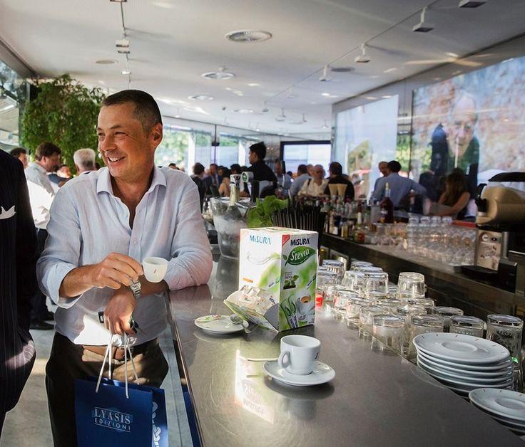 Misura Stevia entra allo Swiss Corner, locale trendy di Milano