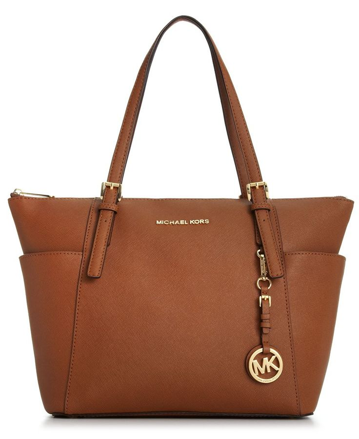 MICHAEL Michael Kors Jet Set East West Top Zip Tote - Shop All Michael Kors Handbags & Accessories - Handbags & Accessories - Macy's