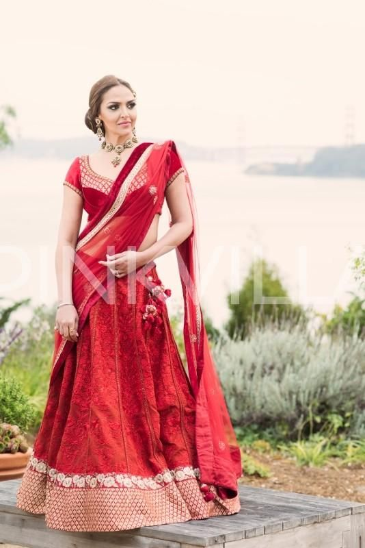 Esha Deol's high-fashion shoot | PINKVILLA