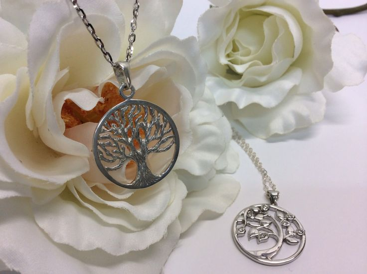 Sterling silver Tree of Life pendants at Bairnsdale Fine Jewellery. Treat mum on May 11.