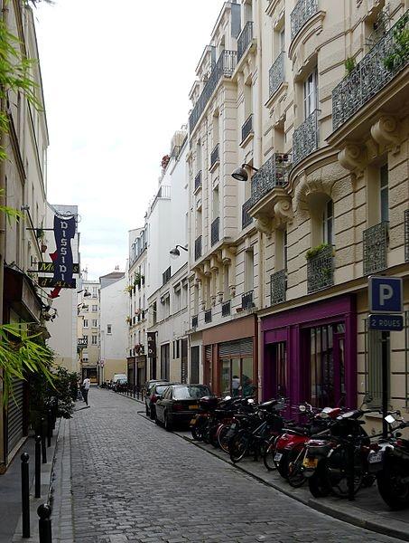 Passage de la Bonne Graine, Paris XI