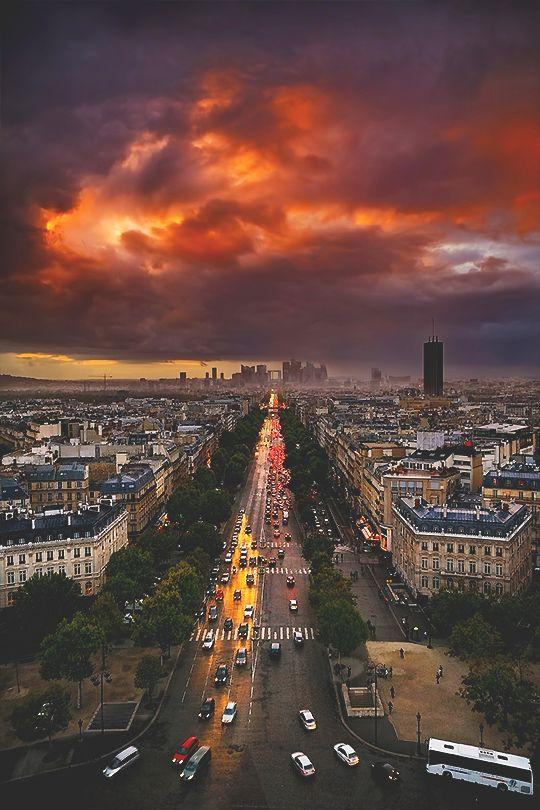 La ciudad de Paris