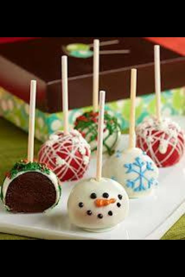 Christmas Sweet Balls