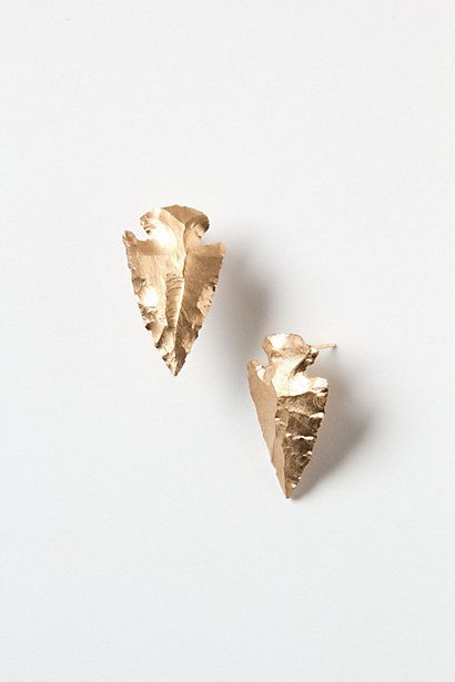 gold. arrowheads. AND earrings. love. http://www.anthropologie.com/anthro/product/jewelryaccessories-new/25727306.jsp