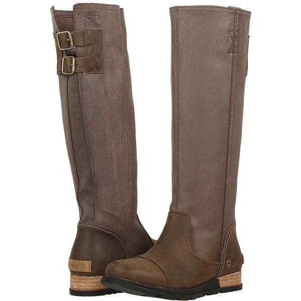 Combine riding boots with a military feel with our new Sorel Major Tall boots  #sorel