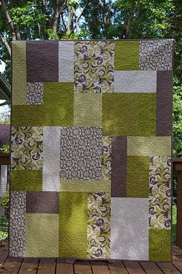 Ahhh...Quilting: Alex's Wedding Quilt