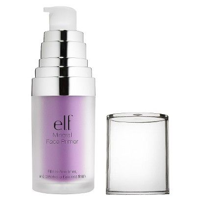 e.l.f. Mineral Infused Face Primer.. Ok, this is my newest addition to my makeup purchases. Bought this 4 days ago just to try it since it has great reviews & I gotta say, it definitely lives up to all the rave! Been using it everyday :) Perfect for color correcting yellow undertones. Leaves a soft, flawless finish & prepares face for foundation/bb cream. If you're looking for an affordable, good primer at $6, you can't beat it!