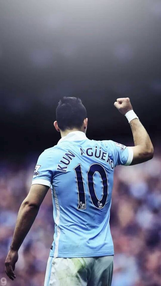 Sergio Aguero (Manchester City Football Club)
