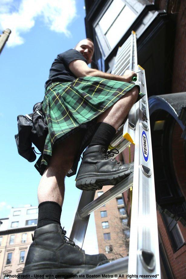 39 Best Men In Kilts Window Cleaning Images On Pinterest