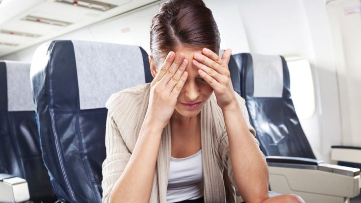 Why your jet lag is worse when you fly east