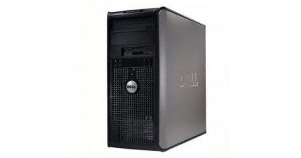 Calculator Dell Optiplex 755 Tower, Intel Core 2 Duo E6750, 2.66 GHz, RAM 4GB DDR2, HDD 250GB SATA, DVD-RWProcesor: Intel Core 2 Duo E6750, 2.66GHz Memorie RAM: 4GB DDR2 667 MHz Placa video: integrata pe placa de baza Placa de retea: integrata pe placa de baza Placa de sunet: integrata pe pl