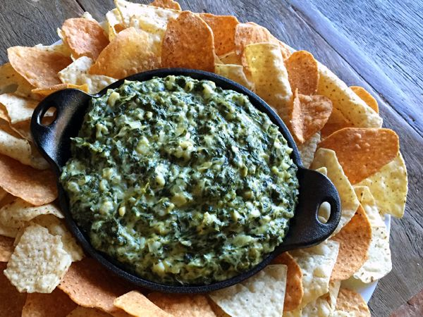 Top Secret Recipes | Houston's Chicago-Style Spinach Dip Copycat Recipe